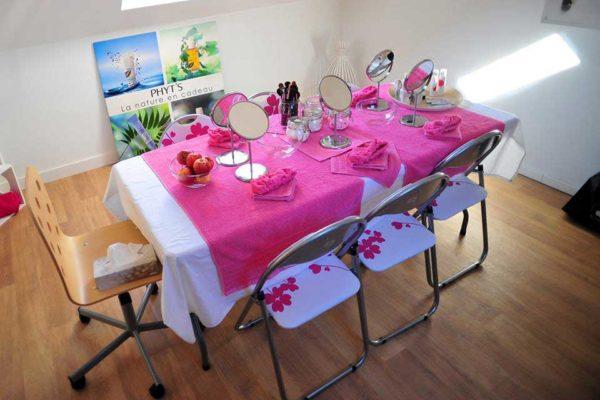 atelier beauté filles à Liège